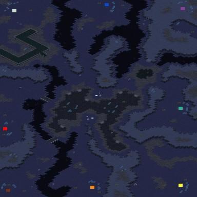 crush13's Starcraft Melee Maps